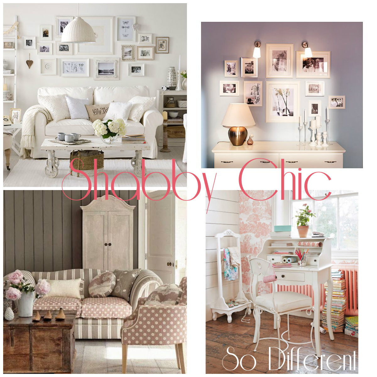 shabby chic living room so different